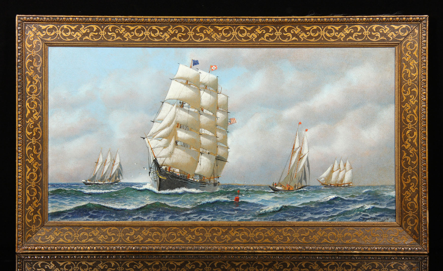 Aldro Hibbard And Antonio Jacobsen Paintings To Feature At