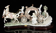 """Lladro, """"At the Stroke of 12"""" Figural Group"""