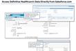 Salesforce Integration Screenshot