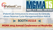 iPatientCare Announces to showcase its Clinically-driven Revenue Cycle Management Value-Add at upcoming MGMA 2015 Annual Conference at Nashville
