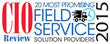 CIOReview Selects thingtech for 20 Most Promising Field Service Solution Providers