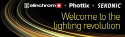 Elinchrom, Phottix, Sekonic Technology Alliance. w