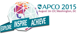 APCO 2015 logo