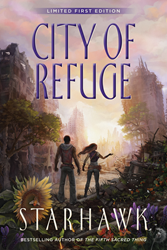 Cover for City of Refuge