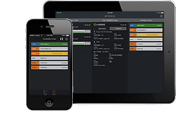 eFORCE mobile iPhone and iPad image