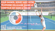 iGotcha Media's Interactive Tennis Application