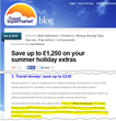 Travel Supermarket Features BestForeignExchange.com for Best Travel Money Exchange Rate for Euro