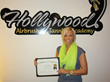 Hollywood Airbrush Tanning Academy's Latest Certified Airbrush Tanning Technician Christy Spivey Starts Spray Tanning Business