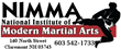 National Institute of Modern Martial Arts logo