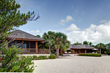 Dhyani House on Private Island of Parrot Cay in The Turks and Caicos Islands