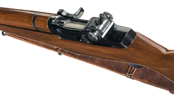 Lot 1807: Historically Significant, Documented U.S. Senator John F. Kennedy U.S. Springfield Armory National Match 1959 M1 Garand Semi-Automatic Rifle