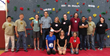 Everlast Climbing Donates Memorial Climbing Wall to Benefit Local Elementary School