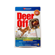 Deer Off® Deer Repellent is the only product of its kind with a patented weatherproof housing that protects the powerful deer repellent from the elements, allowing you to apply them just once per growing season.
