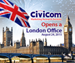 Civicom to Establish UK and EU Presence with London Office