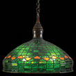 TIFFANY STUDIOS ACORN HANGING LAMP