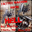 NeoTat Seeks World Record with Monster Tattoo Machine at Arizona Biltmore.