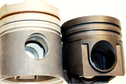 NIama-Reisser Ceramic Non-Metal Ringless Piston.