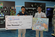 First Prize Winner, Austin Aquarium School Art Contest