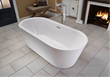 Jacuzzi Luxury Bath Introduces the Celeste™ Freestanding Bathtub