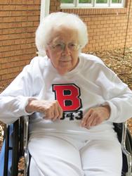 89-year-old Cheerleader Cheers Again