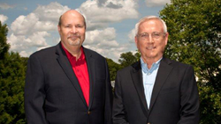 Greg Robey and Henry Mummaw, founders of MemoryMemo™