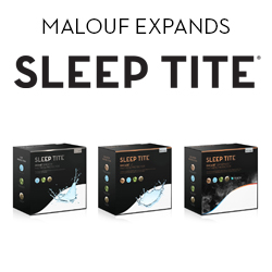 Malouf Expands Popular Sleep Tite Mattress Protector Family
