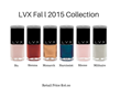 LVX Fall 2015 Collection