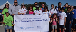 7th Annual Long Island Brain Aneurysm Awareness Walk
