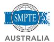 SMPTE Australia Section Logo vertical