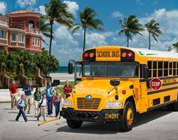 Propane Vision School Bus