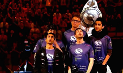 Design By Humans sponsored eSports team Evil Geniuses wins The...