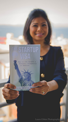 Tahmina Watson & StartUp Visa Book