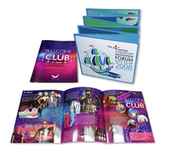 Digitally Printed Trifold Brochures