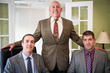 Ryan Antepenko, Nathan Kosman and Ronald Rosselot of Rosselot Financial Group Honored With the 2015 Five Star Wealth Manager Award
