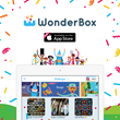 WonderBox - Explore, Create, and Share with Friends and Family