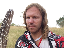 Shamanism in South Africa: John Lockley is one of the first white people to become an elder Xhosa sangoma (shaman and healer).