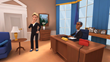 Create your own characters and stories starring politicians you love (or loathe) in Plotagon.