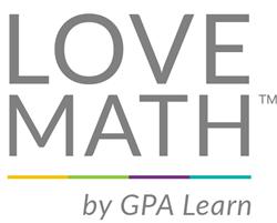 LoveMath™ Logo by GPA Learn