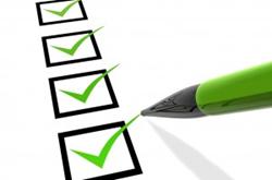 Web design checklist
