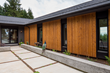 Front of Pumpkin Ridge Passive House