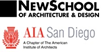 NewSchool of Architecture & Design and the American Institute of Architects San Diego Announce New Graduate Architecture Scholarship