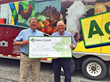 Farm Credit Contributes $10,000 to WV Farm Bureau Mobile Ag Ed Science Lab
