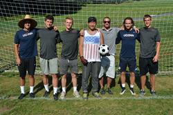 UCONN Men's Soccer at The Glenholme School