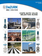 New Knife Gate Valve Selection Guide Available from DeZURIK
