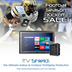 2015 Football Season and Back to School Sale on The TV Shield Website
