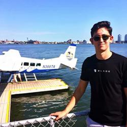 Tropic Ocean Airways Blade New York