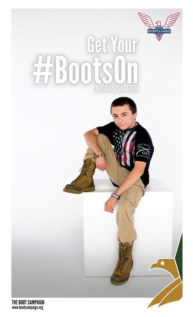 Boot Campaign's Patriot League Announces Classroom ...