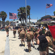 Over 200 Vets In Their Underwear Will March For Veteran Suicide Awareness