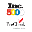 Healthcare Background Screening Firm PreCheck Makes Inc. 5000 for Third Consecutive Year
