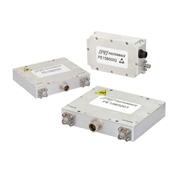 In-Stock Bi-Directional RF Amplifiers Operating Up to 3 GHz Available from Pasternack